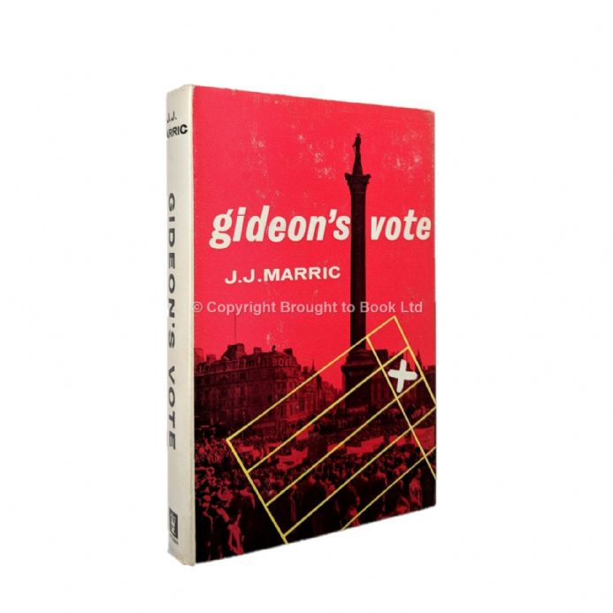 Gideon's Vote by J.J. Marric aka John Creasey First Edition Hodder & Stoughton 1964